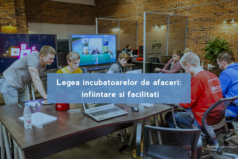 incubator de afaceri