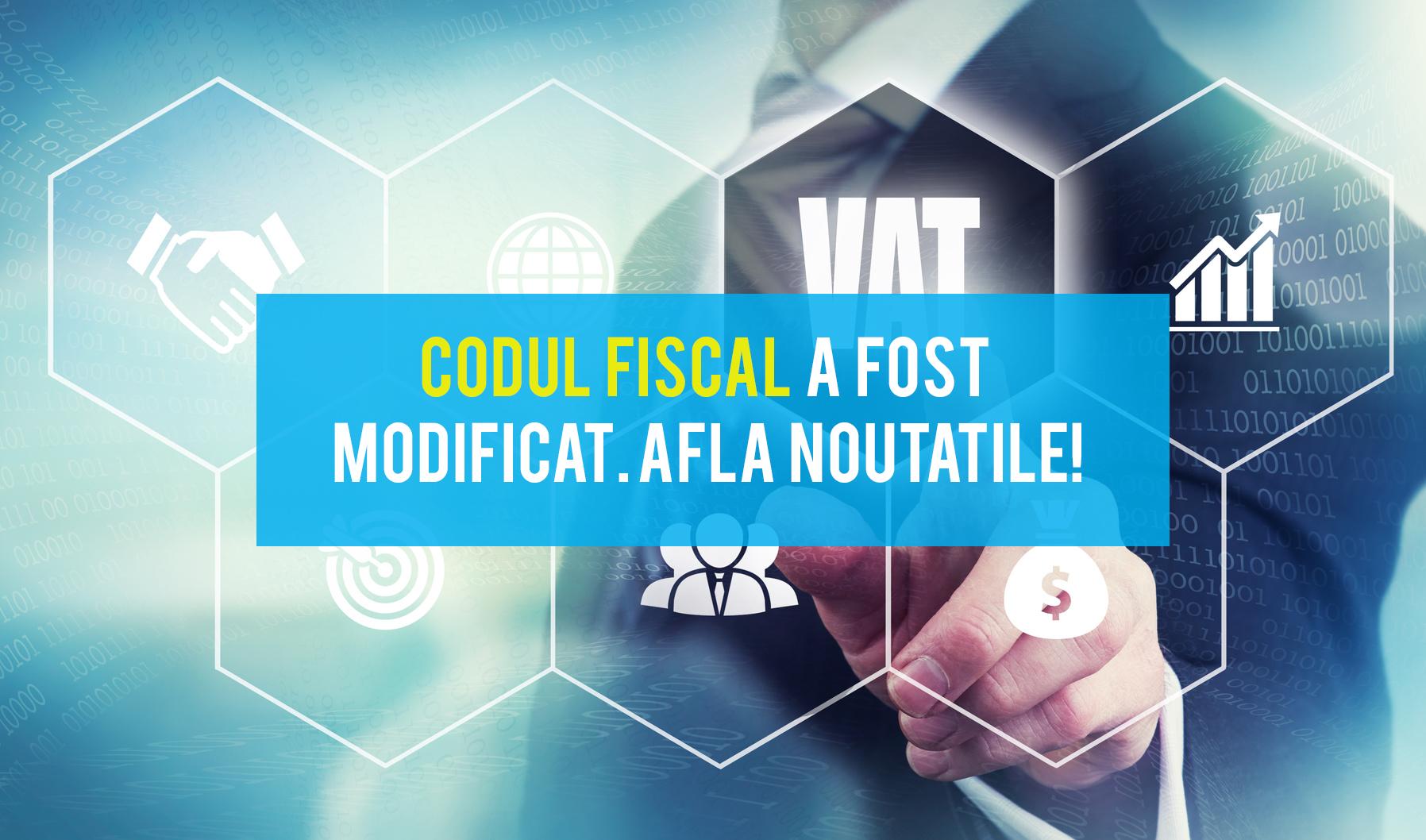 codul fiscal OUG 32/2016